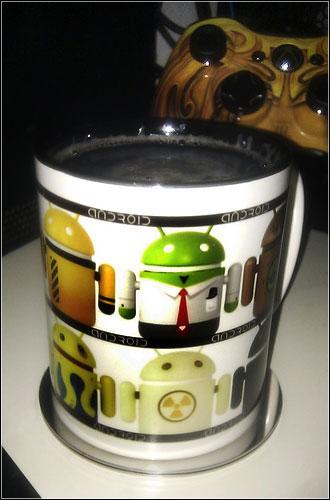 Tassen-Untersetzer Deluxe